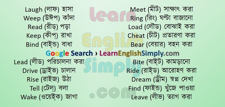Vocabulary Part 03
