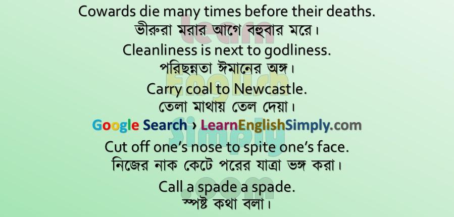 Proverbs Part 16