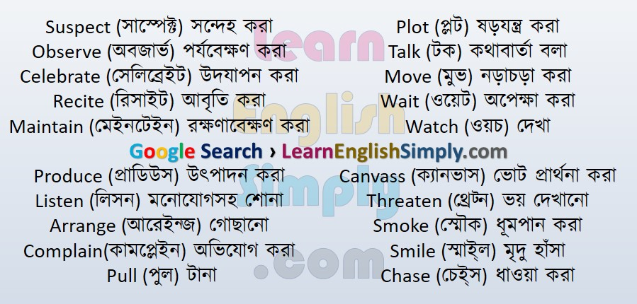 Vocabulary Part 10