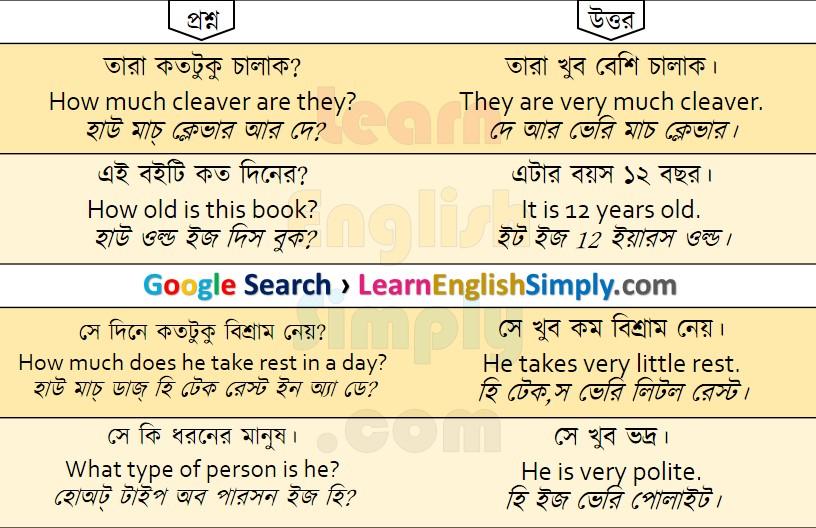Spoken English Part 25