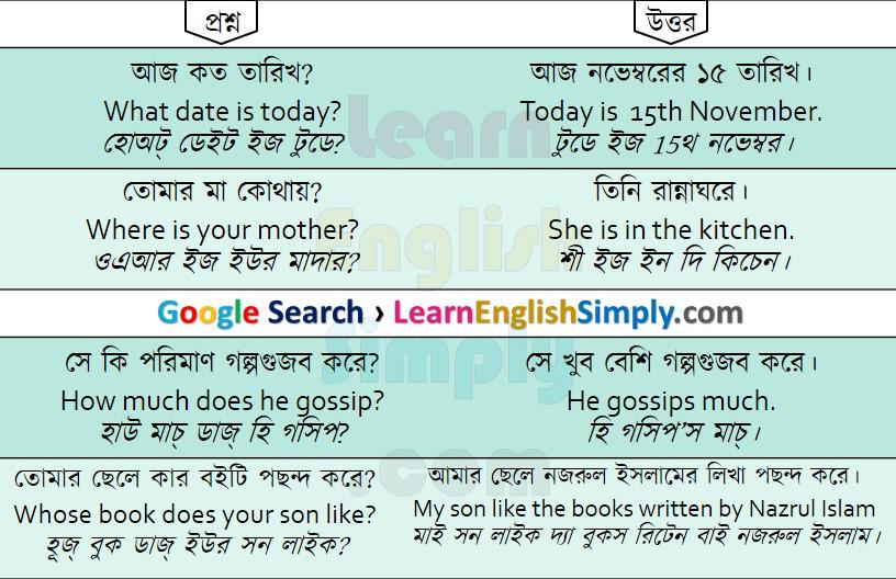 Spoken English Part 29